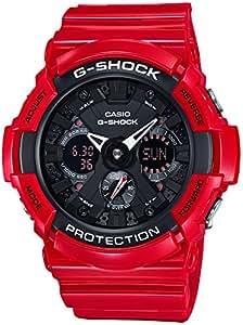[カシオ]CASIO 腕時計 G-SHOCK GA-201RD-4AJF メンズ