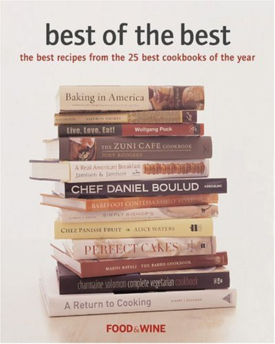 Best of the Best: The Best Recipes from the 25