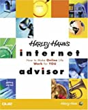 img - for Harley Hahn's Internet Advisor book / textbook / text book
