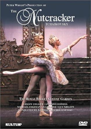 Amazon Com Tchaikovsky The Nutcracker Collier Dowell