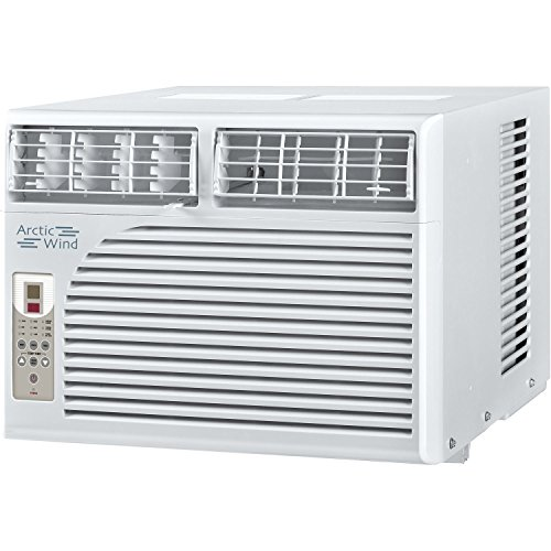 Arctic Wind Energy Star 8,000 BTU White Window Air Conditioner (Ac Heater Combo Window Unit compare prices)