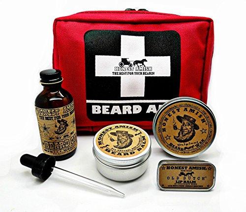 Beard First Aid Kit