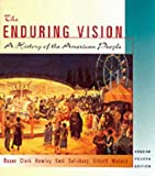img - for The Enduring Vision, Concise Complete Fourth Edition (v. 1&2) book / textbook / text book