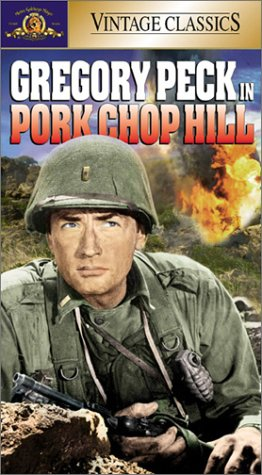 Pork Chop Hill [VHS]
