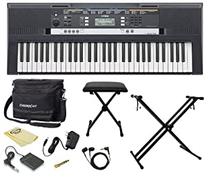 Yamaha PSR-E243 61-Key Portable Keyboard
