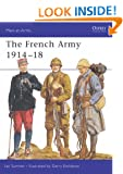 The French Army, 1914-18 (Men-at-arms)