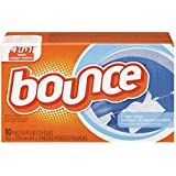 Bounce Fresh Linen Scent Fabric Softener Sheets 80 Count (Pack of 3)