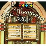 Billboard Pop Memories 1920's