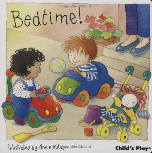 Bedtime (All In A Day Boardbooks) front-499024