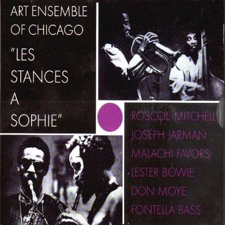 Art Ensemble Of Chicago - Les Stances a Sophie - Zortam Music