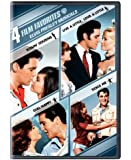 4 Film Favorites: Elvis Presley Musicals [Import USA Zone 1]
