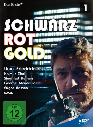 Schwarz Rot Gold - Box 1: Folge 01-06 (4 DVDs)