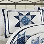 Midnight Star Bed Sham - Standard