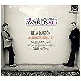 BARTOK. Violin Concertos Nos.1 & 2. Faust/Swedish Radio