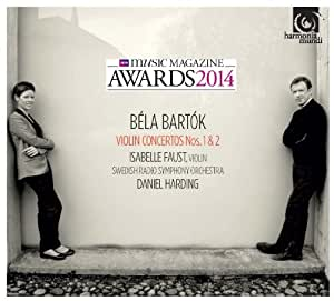 Bartòk: Violin Concertos
