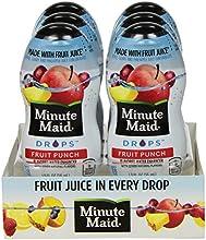 Minute Maid DROPS  Fruit Punch 6 ct 19 FL OZ Bottle