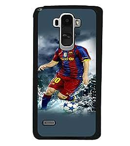 PrintVisa Plastic Multicolor Back Cover For LG G4 Stylus H630D