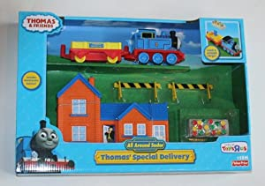 Thomas Special Delivery - All Around Sodor - Maithwaite Station