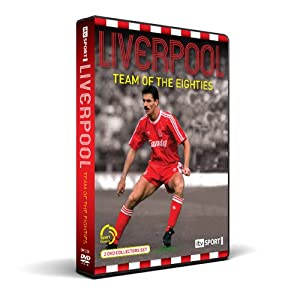 Liverpool Team Of The Eighties Dvd by Sports Classics