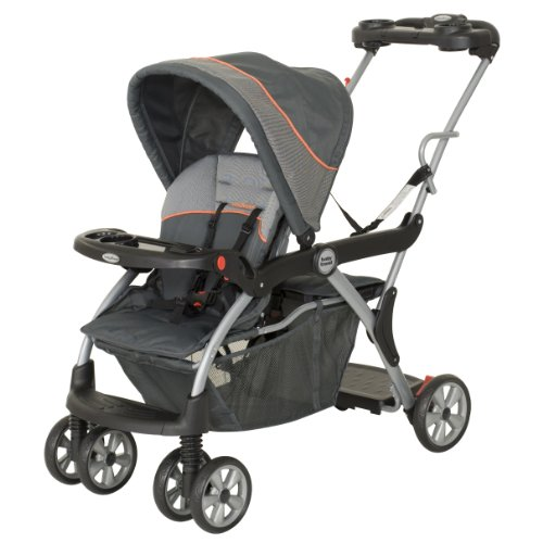 Baby Trend Sit N Stand DX Stroller, Vanguard - 1
