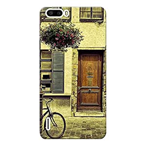 Mobile Back Cover For Huawei Honor 6 Plus (Printed Designer Case)