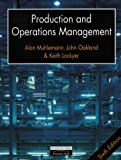 img - for Production and Operations Management book / textbook / text book