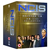 Navy CIS - Staffel  1-8 Boxset