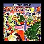Las Minas del Rey Salomon [The Mines of King Salomon]   H. Rider Haggard