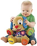 Fisher-Price Laugh & Learn Love to Play Puppy with Bonus CD