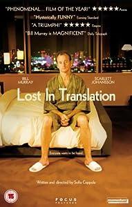 Lost In Translation [VHS] [2004]