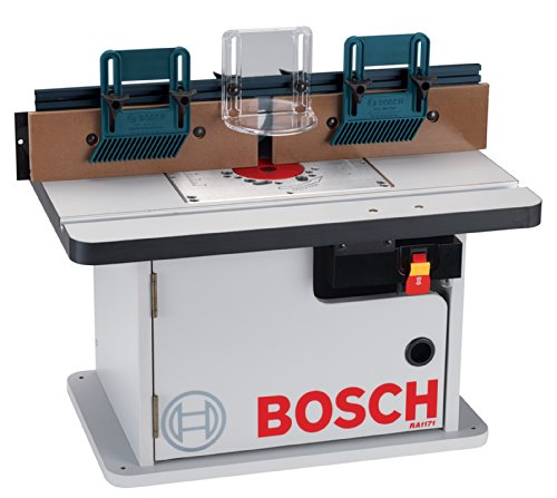 Bosch RA1171 Cabinet Style Router Table (Router Table Top compare prices)