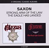 Saxon Classic Albums - Strong Arm of the Law / The Eagle Has Landed - Live