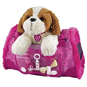 Barbie Hug 'n Heal Pet Doctor Tan and White