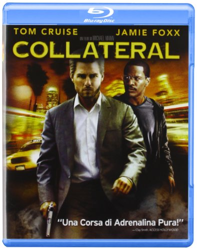 Collateral (edizione speciale) [Blu-ray] [IT Import]