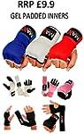 NEW Gel Inner Hand Wraps Boxing Glove...