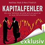 Kapitalfehler: Wie unser Wohlstand ve...