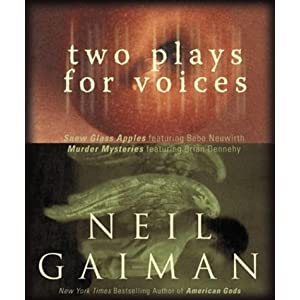 Two Plays for Voices [Unabridged] [Audio CD] (Neil Gaiman)
