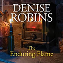 The Enduring Flame (       UNABRIDGED) by Denise Robins Narrated by Penelope Freeman