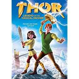 Thor: Legend of the Magical Hammer