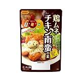 日本食研 鶏ムネチキン南蛮の素 140g×3個