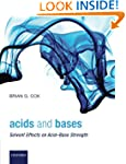 Acids and Bases: Solvent Effects on A...
