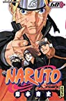 Naruto, tome 68 : Sillons par Masashi