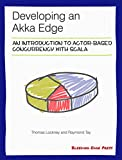 Developing an Akka Edge (English Edition)
