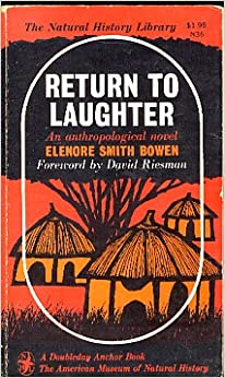 return to laughter book review