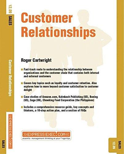 Customer Relationships: Sales 12.9 (Express Exec)
