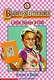 Karen's Book (Baby-Sitters Little Sister) (0590500511) by Martin, Ann M.