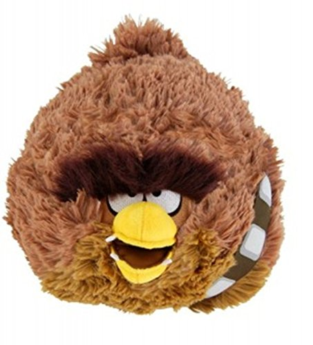 Angry Birds - Kuscheltier Chewbacca (in 20 cm)