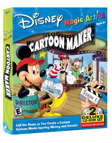 Disney's Magic Artist Cartoon Maker