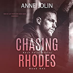 Chasing Rhodes Audiobook