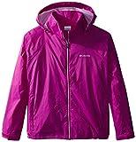 Columbia Women's Plus-Size Switchback II Jacket, Bright Plum, 1X